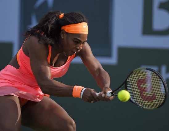 Serena Williams... (Photo Mark J. Terrill, AP)