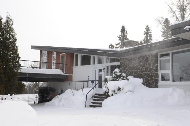 La future Maison Le Chêne de Jonquière a... ((Photo Mariane L. St-Gelais))