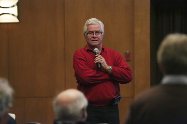 Paul Côté, directeur général du Comité organisateur des... (photo Catherine Trudeau)