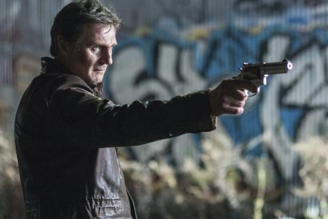 Liam Neeson a pratiquement inventé un genre à lui tout seul. Dans Run All... (Photo: fournie par Warner Bros.)
