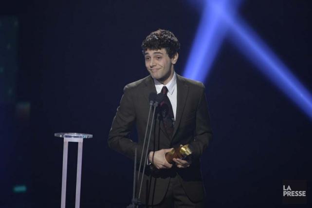 Le filmMommy de Xavier Dolan a remporté neuf... (Photo: La Presse)
