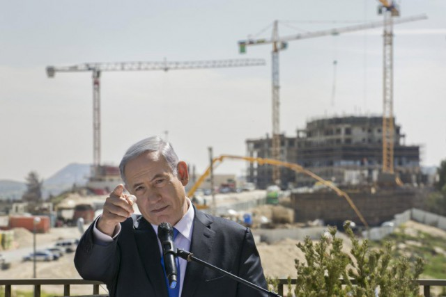 «Tous ceux qui veulent la création d'un État... (PHOTO OLIVIER FITOUSSI, AP)