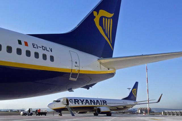 Le directeur des opérations de Ryanair, Michael Hickey, démissionnera à la fin... (PHOTO ANNE-CHRISTINE POUJOULAT, ARCHIVES AFP)