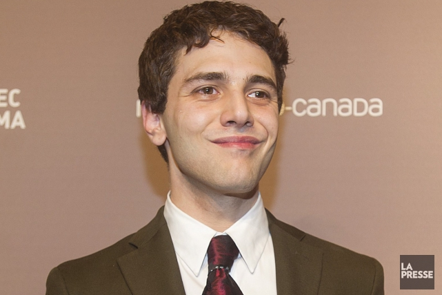 Xavier Dolan... (La Presse Canadienne, Graham Hughes)