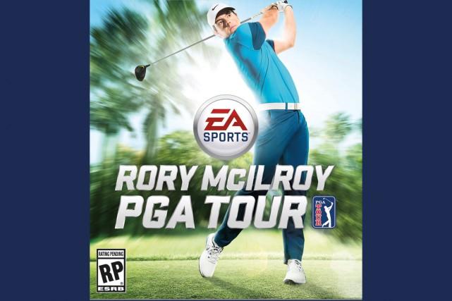 EA Sports Rory McIlroy PGA Tour... (PHOTO LA PRESSE CANADIENNE)