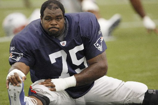 Vince Wilfork... (Photo d'archives AP)