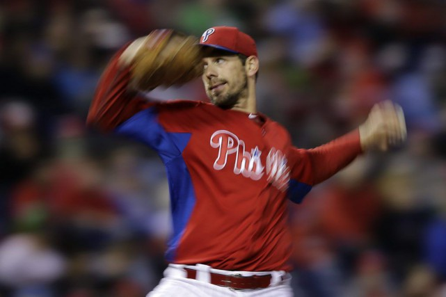 Cliff Lee... (Photo Matt Slocum, archives Associated Press)