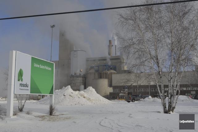 Produits forestiers Résolu et FSC Canada vont travailler... ((Archives Le Quotidien))