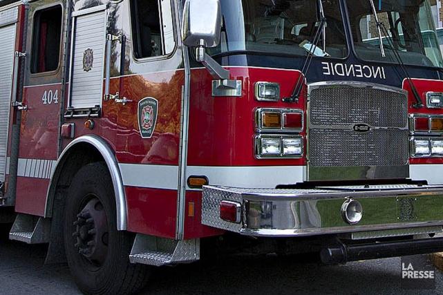 Le Syndicat des pompiers et pompières du Québec (SPQ-FTQ) se tourne vers les... (PHOTO ARCHIVES LA PRESSE)
