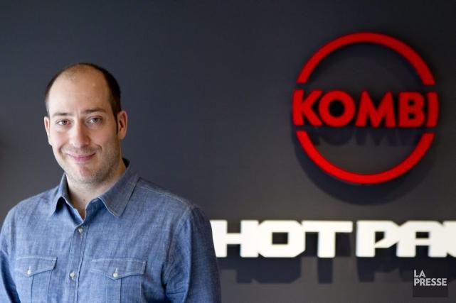 Kombiest présente depuis des décennies aux États-Unis et... (PHOTO MARCO CAMPANOZZI, LA PRESSE)