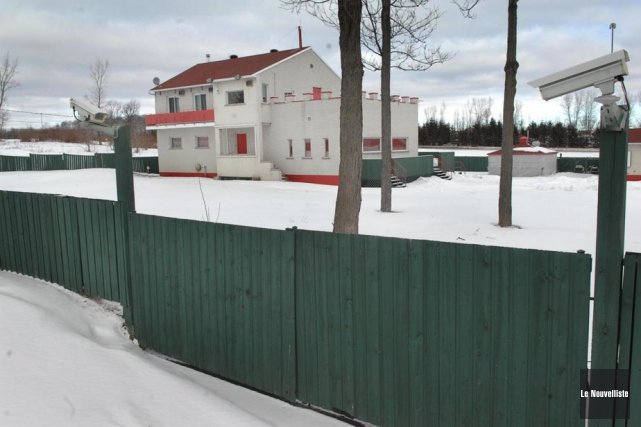 Le bunker des Hells à Trois-Rivières.... (Photo: Archives, Le Nouvelliste)