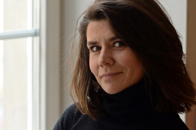 La réalisatrice Malgorzata Szumowska... (Photo: AFP)
