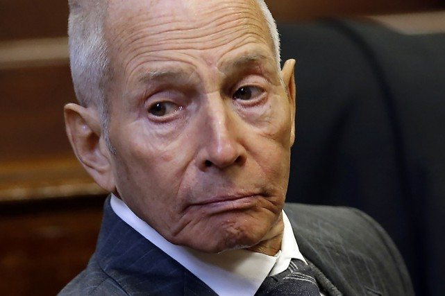 Robert Durst a été arrêté au lendemain de la... (PHOTO ARCHIVES REUTERS)