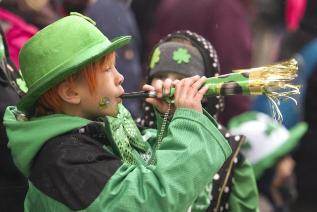 1765 - La St-Patrick est célébrée pour la première fois au Canada, à Québec. (Martin Roy, LeDroit)