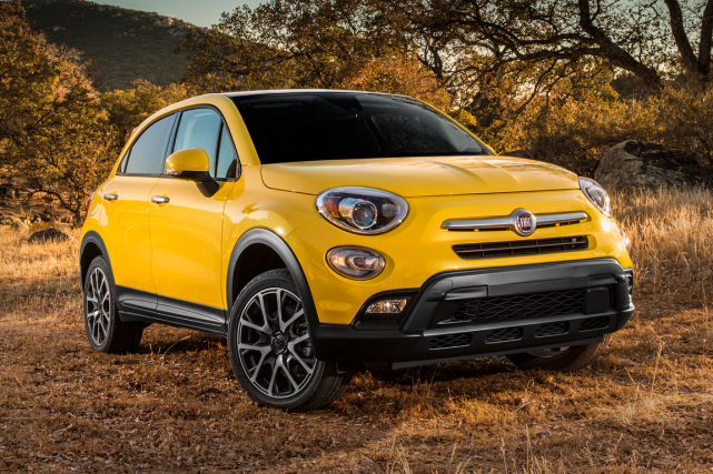 La Fiat 500X... (Photo fournie par Fiat)