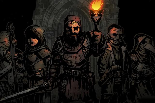 Darkest Dungeon propose une multitude de donjons que... (Photo fournie par Darkest Dungeon)