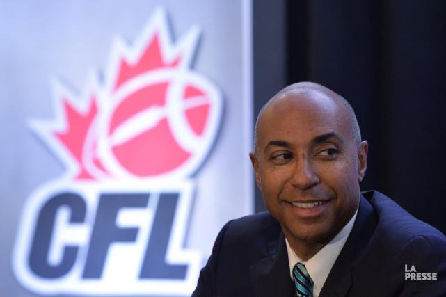 Le nouveau commissaire de la Ligue canadienne de... (Photo Nathan Denette, PC)