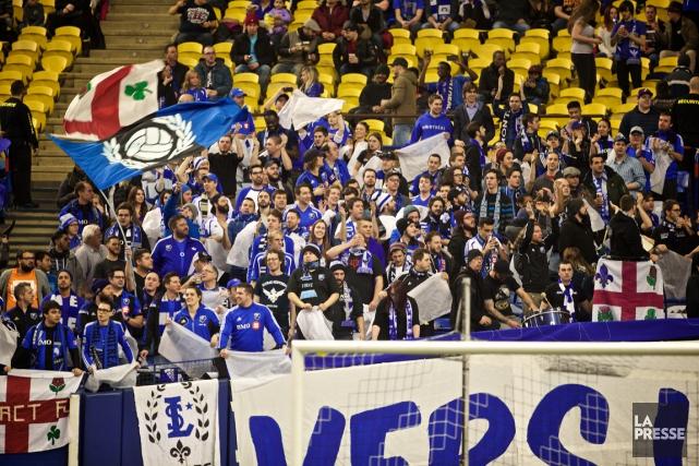 Plus de 38 000 spectateurs ont assisté au... (Photo André Pichette, archives La Presse)