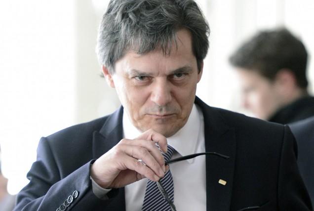 Le recteur de l'UQAC, Martin Gauthier, devra autoriser... (Jeannot Lévesque)