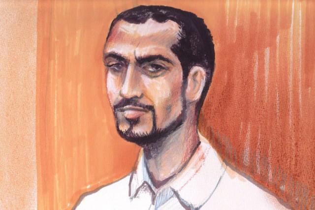 OmarKhadr, qui est maintenant âgé de 28 ans,... (Photo Amanda McRoberts, Archives PC)