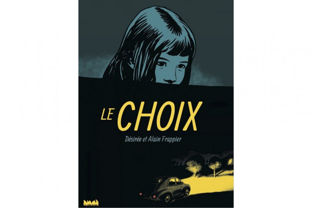 Désirée Frappier écrit, Alain Frappier dessine. Tous deux publient depuis 2012...