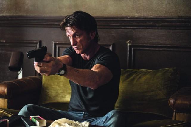 Sean Penn dans une scène du film The... (Photo: fournie par Open Road Films)