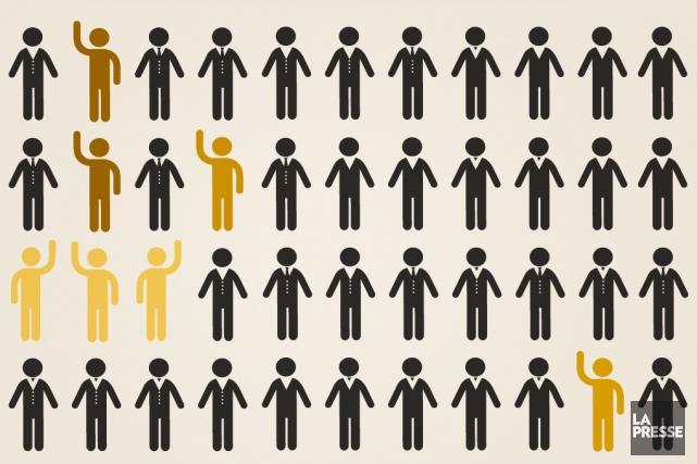 «L'immigration est souvent qualifiée de solution au vieillissement... (Illustration La Presse)