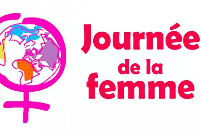 Journée internationale des femmes.... ((Courtoisie))