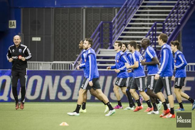 Jouer des matchs cruciaux en début de saison comme celui de mercredi face à... (Photo: Olivier Pontbriand, La Presse)