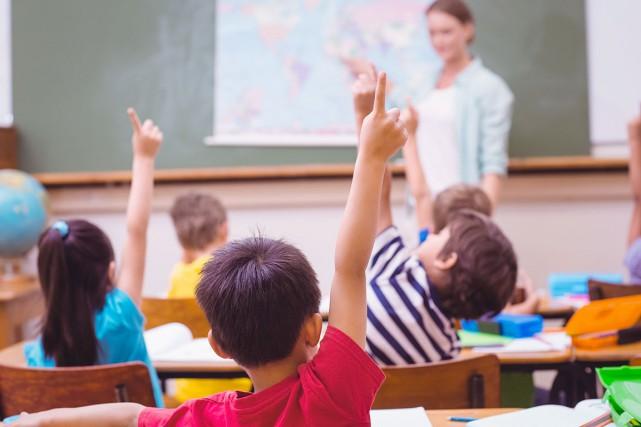 Le gouvernement exigera de meilleurs résultats scolaires au... (Shutterstock, wavebreakmedia)