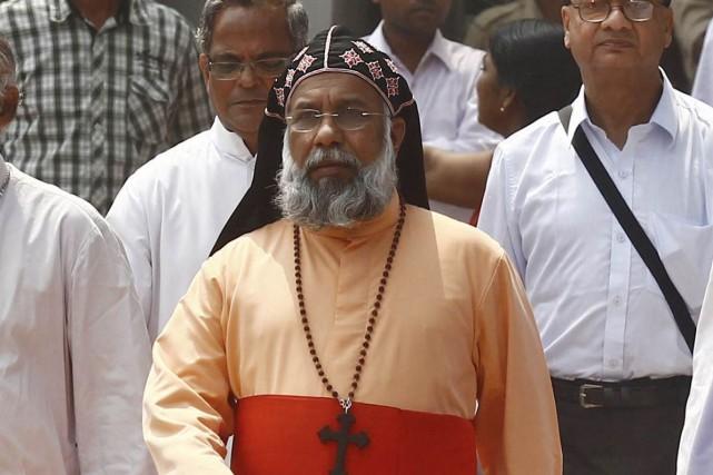 Le cardinal Baselios Cleemis a publiquement déploré le... (Photo Rupak De Chowdhuri, AFP)