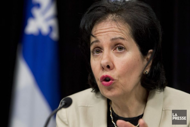 La protectectrice du citoyen,Raymonde Saint-Germain, suggère notamment que... (Archives La Presse canadienne)