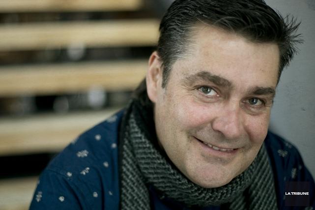 Mike Goudreau... (Imacom, René Marquis)