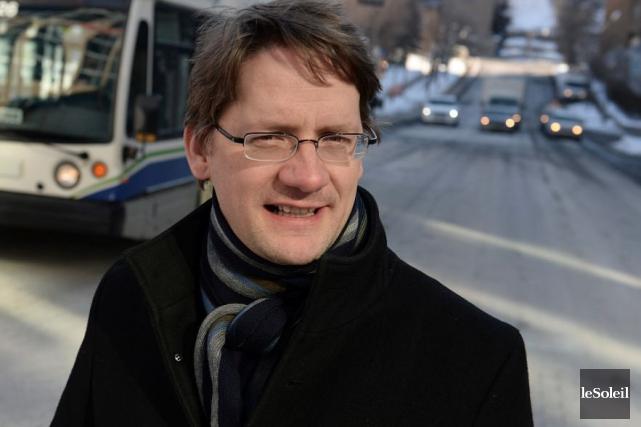 Le député de JonquièreSylvain Gaudreault... (Photothèque Le Soleil, Patrice Laroche)