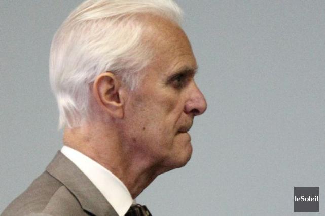L'ex-juge condamné à la prison à perpétuité pour... (Photothèque Le Soleil, Jocelyn Bernier)