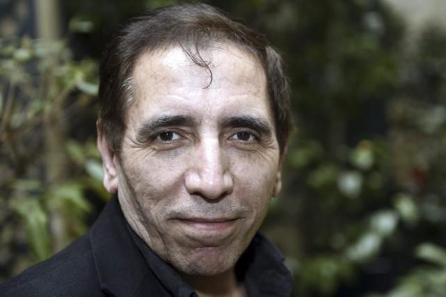Le réalisateurMohsen Makhmalbaf... (Photo: AFP)