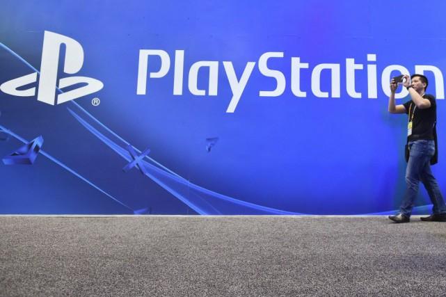 PlayStation Vue diffusera notamment des programmes en direct,... (Photo JOSH EDELSON, AFP)
