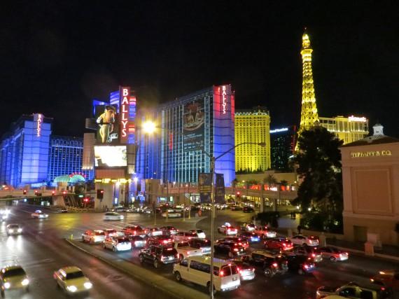Sur papier, Las Vegas est une destination qu'il... (La Nouvelle, Jonathan Custeau)