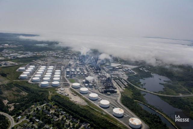 Le projet Énergie Est a pour but d'acheminer... (Photo Aaron McKenzie Fraser, Bloomberg)