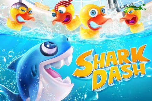 Shark Dash de Gameloft... (Photo fournie par le fabricant)