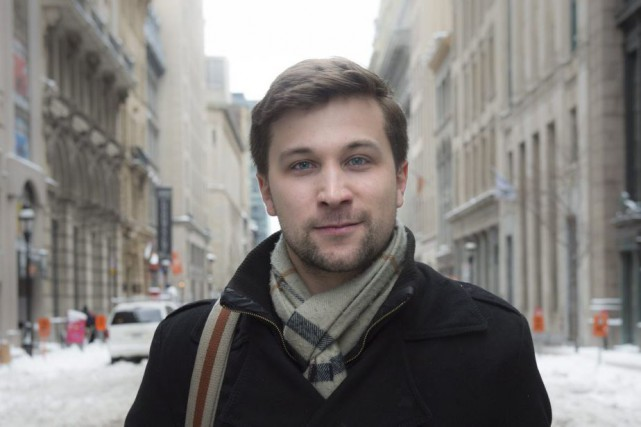 Gabriel Nadeau-Dubois... (PHOTO PAUL CHIASSON, LA PRESSE CANADIENNE)