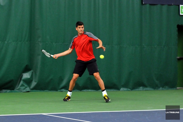 Frank Dancevic... (PHOTO YANICK POISSON, ARCHIVES LA TRIBUNE)