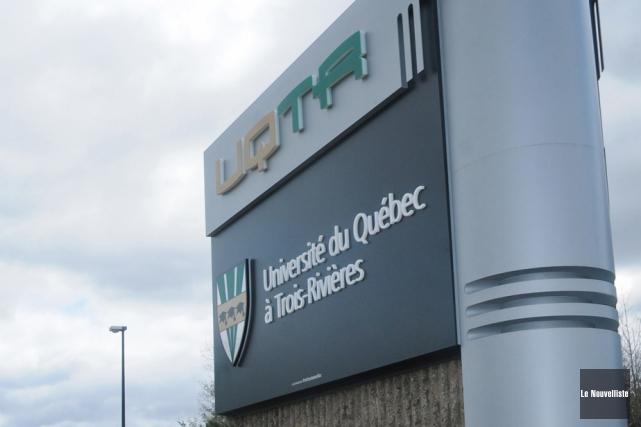 L'Université du Québec à Trois-Rivières... (François Gervais, Le Nouvelliste)