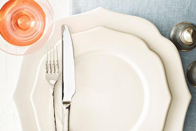 Manger seul peut être agréable. Personne ne devrait être obligé de manger des... (Photo Masterfile)