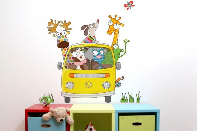 La collection LUDO anime la chambre des petits...