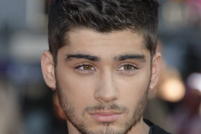 Zayn Malik... (Photo: archives AP)