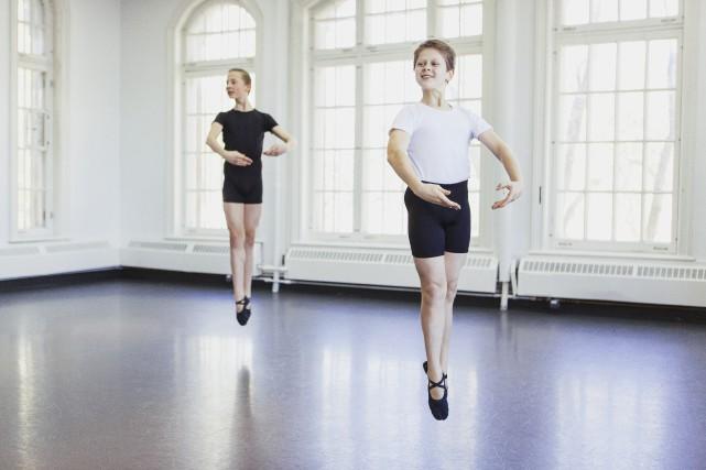 L'École de danse de Québec offre des programmes... (Productions 16neuf)