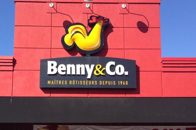La chaîne Benny&Co. s'installe dans leQuartier Santé dans l'est de Sherbrooke,... (Photo tirée de Facebook)