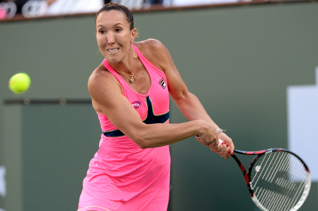Jelena Jankovic... (Photo Jayne Kamin-Oncea, USA Today)