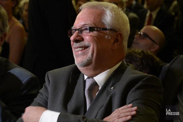 Pierre Marc Johnson... (Archives La Presse)